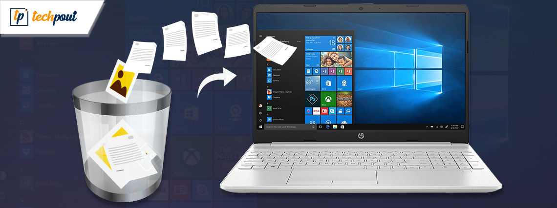 How To Recover Deleted Files In Windows 10/8/7